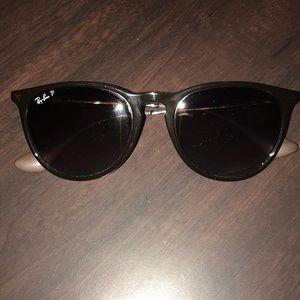 RayBan Erika Brown Sunglasses